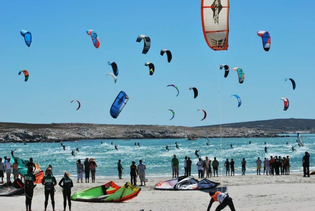 Langebaan Kitesurfing contest LARGE scaled