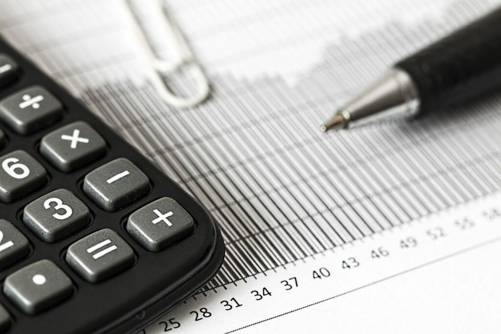 accounting analytics balance black and white 209224