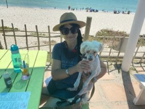 pet friendly restaurants in langebaan